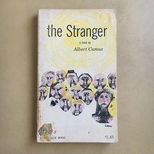 The Stranger by Albert Camus 1946 Vintage Book